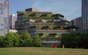Evergreen Building - Arthur Erickson