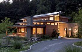 Residencia Skyline: casa de energía cero en Portland