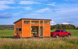 Traveler: casa móvil con dos altillos