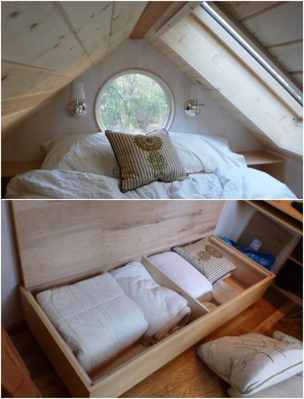 dormitorio Sol Haus - interior sofa