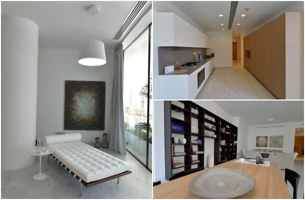 interior apartamento Beirut Terraces Herzog de Meuron