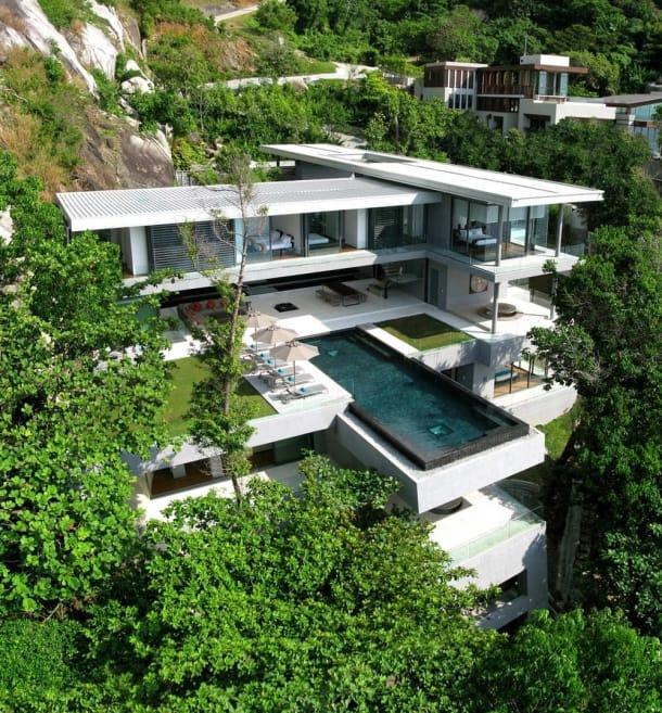 lujosa Villa Amanzi - Phuket - Tailandia