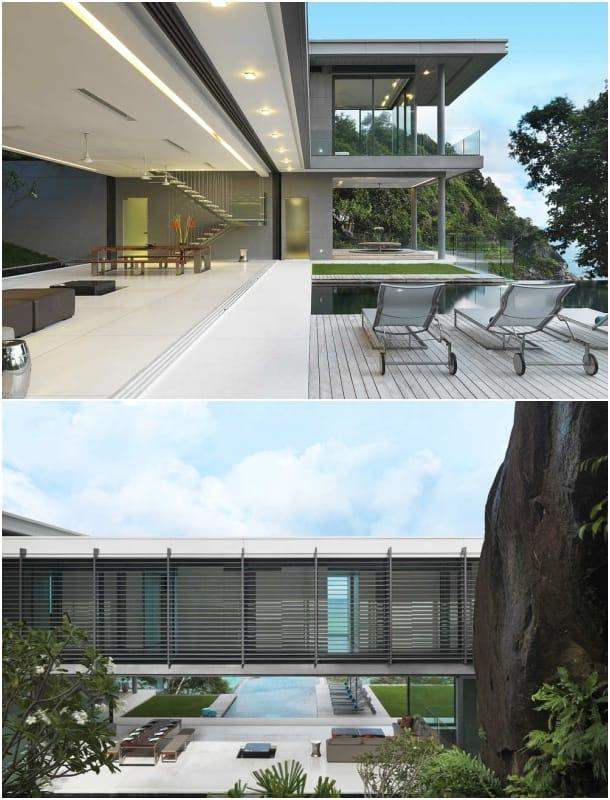 lujosa Villa Amanzi - exteriores - Original Vision - Tailandia