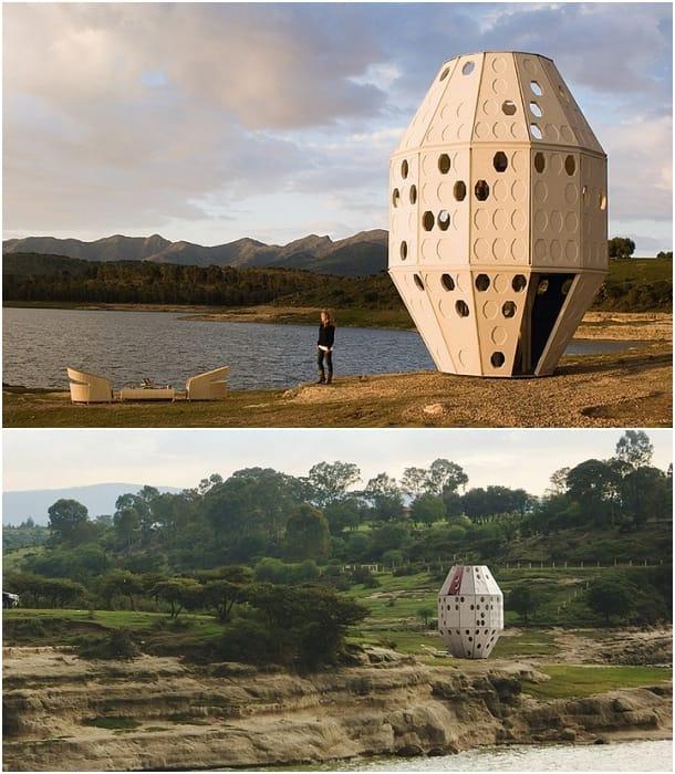 refugio Shelter 02 - Broissin Architects