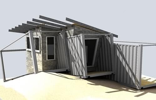 Refugio Wave Shelter