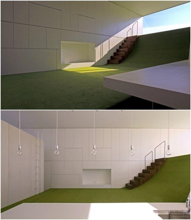 sala extraño hogar japonés Boko Deko