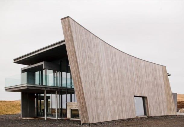 Casa de vacaciones en el sur de Islandia