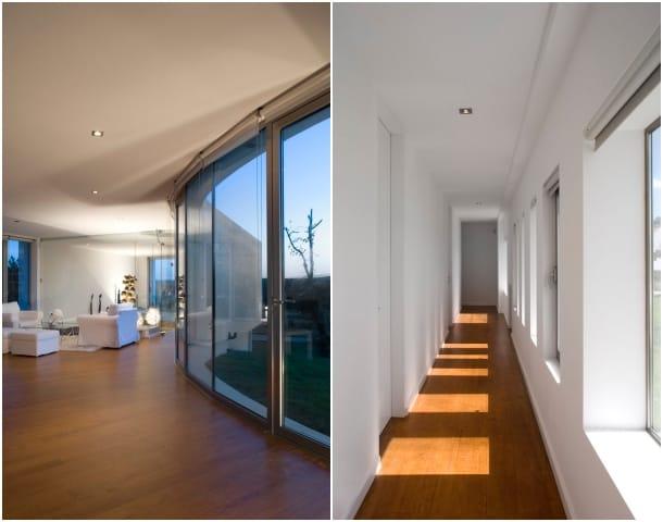 Casa Y - interiores