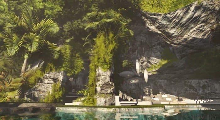 casa Water Pavilion Martin Ferrero roca