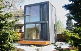 359: pequeña casa giratoria