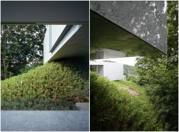 Casa plus construcci n minimalista revestida de m rmol blanco for Limpiar marmol blanco exterior