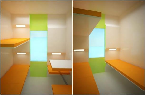 interior Arctic Mobile Unit - Andrey Bondarenko