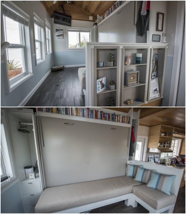 interior rEvolve mini casa