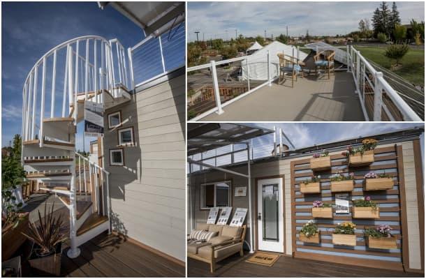 rEvolve casa solar azotea terraza