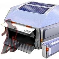 Refugio solar Honeycomb