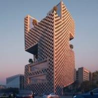 torre BLF Beirut Snøhetta