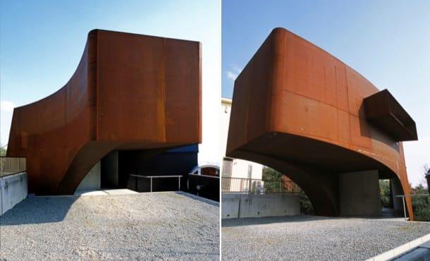 voladizo Ship House
