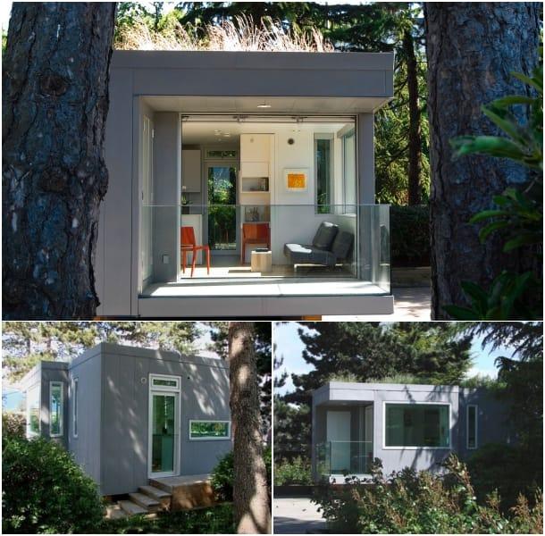 Casa L41 de 25m2 Michael Katz Janet Corne