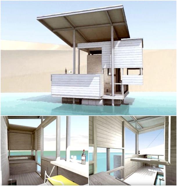 Lagoa Azul Shelter