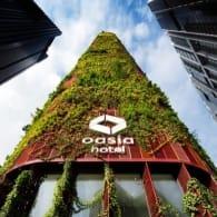 Oasia Hotel Singapur