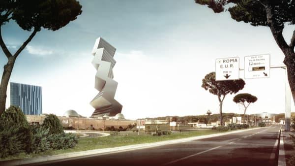 ¿Diseño idóneo de torre solar?