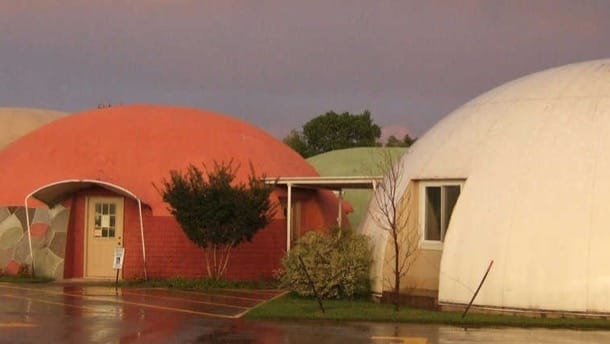Casas de hormigón proyectado