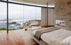 Lujosa vivienda con vistas al océano