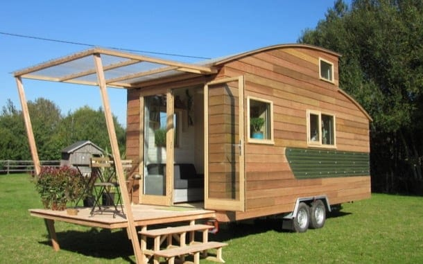 Tiny house francesa