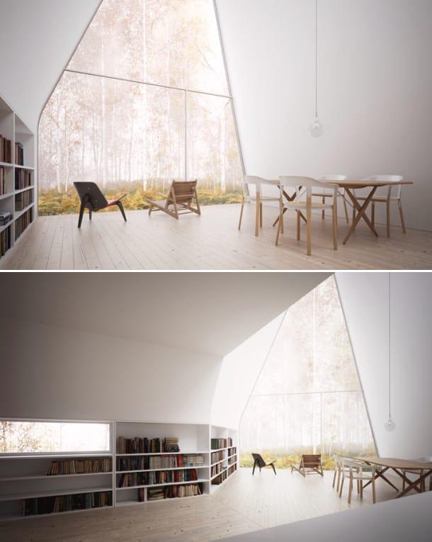 interior Allandale House