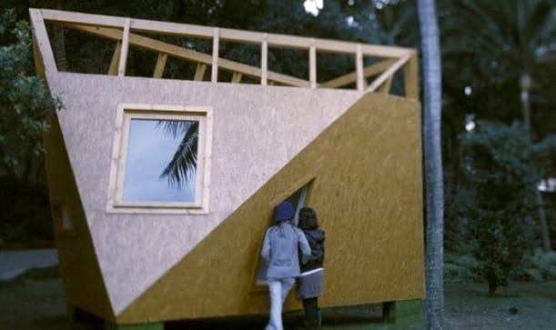 refugio Tree House Hotel - Dass