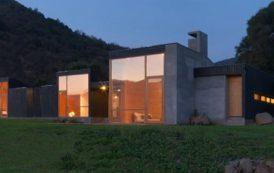 Casa de una planta en Chile