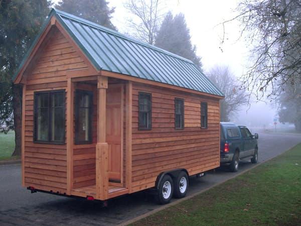 Vivienda diminuta fabricada por Oregon Cottage