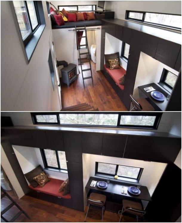 casa autoconstruida hOMe interior