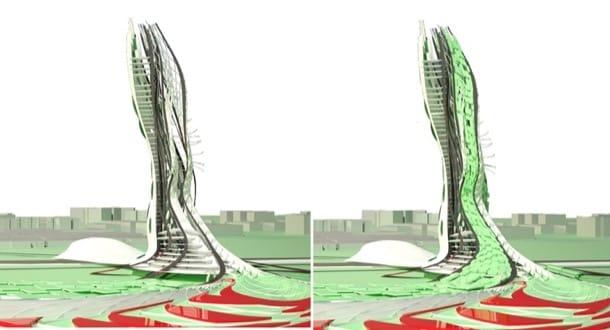 torre hidropónica para Siria
