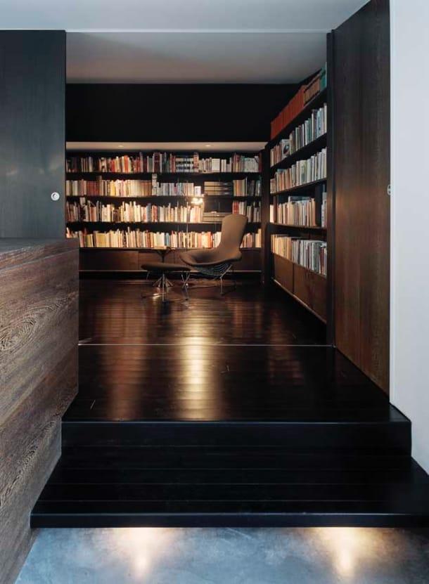 biblioteca H-House