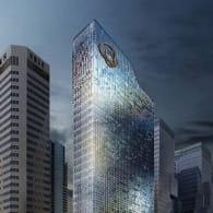 torre sede Hanwha Seul reforma portada