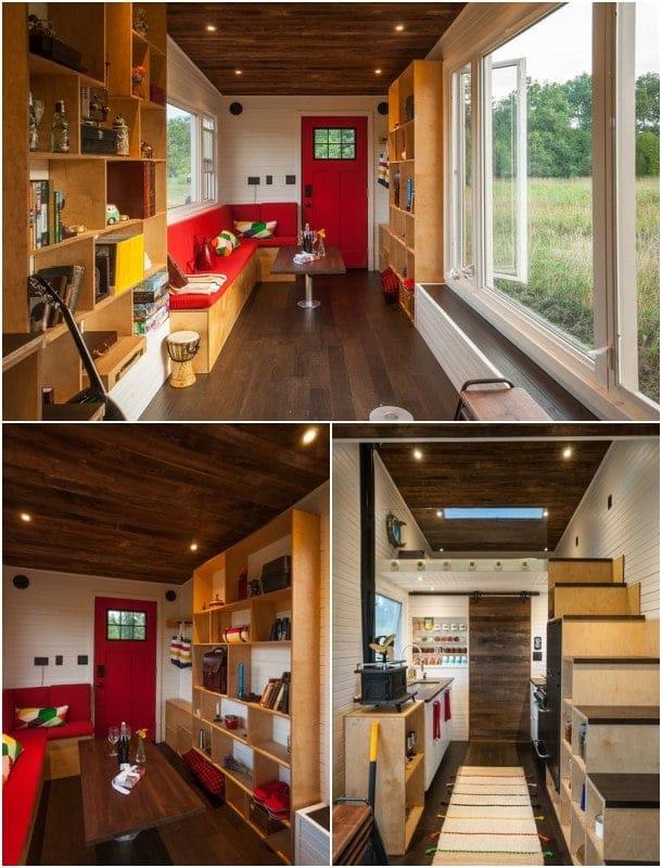 interior vivienda Greenmoxie