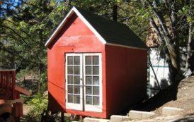 Auto-construcción de una mini casa