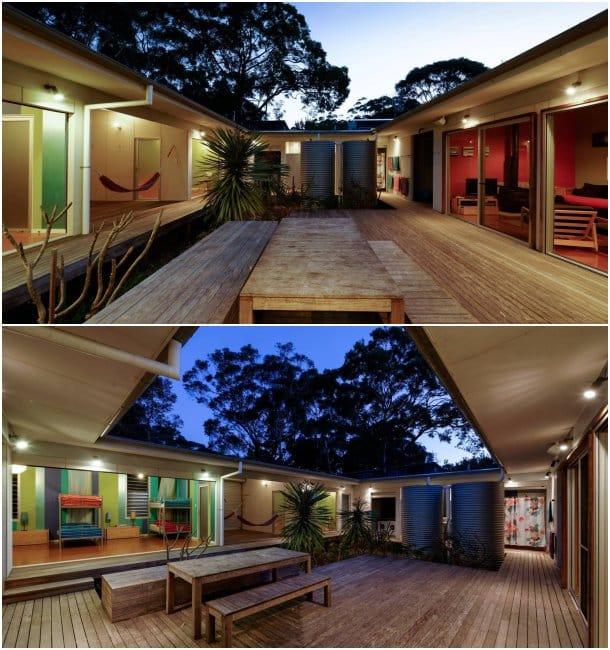 patio casa Kurreki - Australia