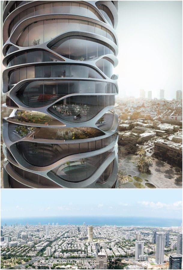 torre Gran Mediterraneo Tel Aviv