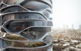 Gran Mediterráneo: torre de uso mixto para Tel Aviv