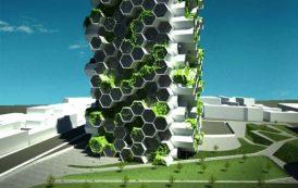 Granja vertical para Londres, por Xome Arquitectos