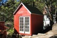 mini casa auto construccion Sonoma Shanty